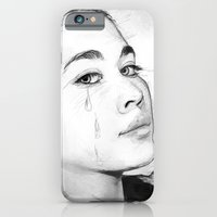 iPhone & iPod Case featuring Farewell to Color by Andre Villanueva