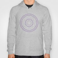 Anime Magic Circle 8 Hoody