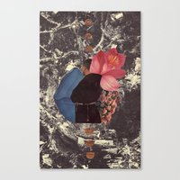 as you sow, so you shall reap Canvas Print