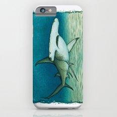 Great Hammerhead Shark ~ Watercolor Slim Case iPhone 6s