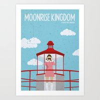 Moonrise Kingdom-2 Art Print