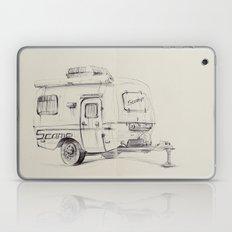 Scamper Laptop & iPad Skin