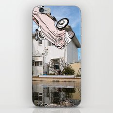 Car Pool iPhone & iPod Skin