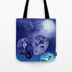 illusions in the night Tote Bag