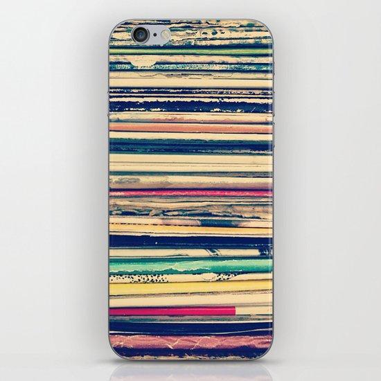 Vinyl  iPhone & iPod Skin