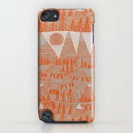 Evening On The High Past… iPod touch Slim Case