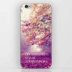 Oh Darling, Lets Be Adve… iPhone & iPod Skin