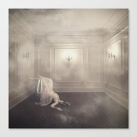 The Dreaming Room Canvas Print