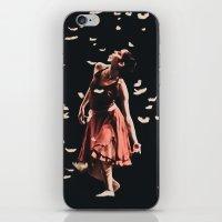 Dancing finale iPhone & iPod Skin