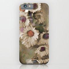 Vintage daisies. iPhone 6s Slim Case