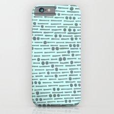 Morse code iPhone 6 Slim Case