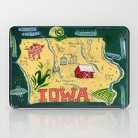IOWA iPad Case