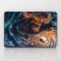 Milking The Stars - Monster Magnet full album cover panorama iPad Case
