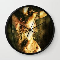 All Things Broken Are 11 Wall Clock