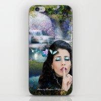 Ssshhh.. It's a secret iPhone & iPod Skin