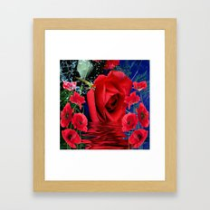 The Real Of Beauty  Framed Art Print