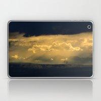 Storm Through The Mounta… Laptop & iPad Skin