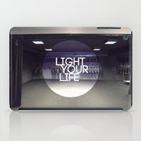 Light Your Life iPad Case