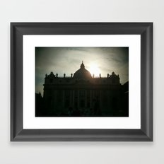 Vatican Framed Art Print