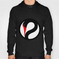 Black Swan Logo Hoody