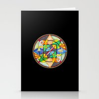 Mandala: Soul Mates Stationery Cards