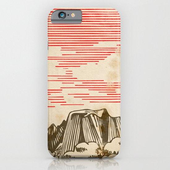Carpathian mountains iPhone & iPod Case
