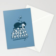 Grim Sleeper Stationery Cards