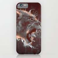 iPhone & iPod Case featuring DARK LION by Ptitecao