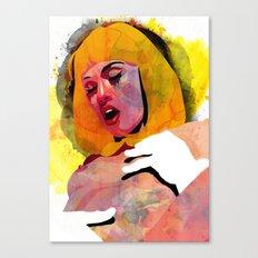 eros 02 Canvas Print