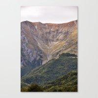 Mountain 1 Canvas Print