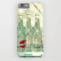 rainy day ~ vintage soda bottles iPhone 6 Slim Case