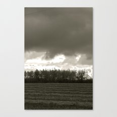 Latter Rains Canvas Print