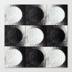 Day, Night, Day, Night, Day etc... Canvas Print