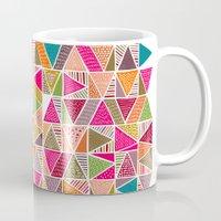 Roof Colorful Mug