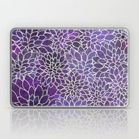 Floral Abstract 13 Laptop & iPad Skin