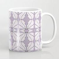 Lavender Wings Mug