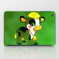Childhood Cow iPad Case