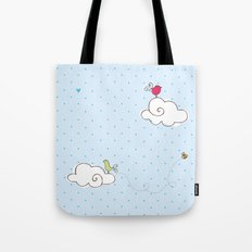 cotton cloud Tote Bag