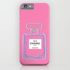 no5 pink iPhone 6s Slim Case