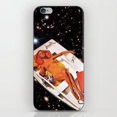 Cosmic Float 2 iPhone & iPod Skin