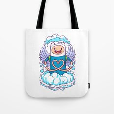 Valentine's Time Finn Tote Bag
