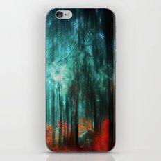 Magicwood iPhone & iPod Skin