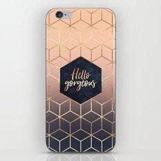 Hello Gorgeous iPhone & iPod Skin
