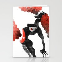 The Harpy Stationery Cards