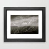 Grey Morning 2 Framed Art Print