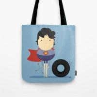 My Super Hero! Tote Bag