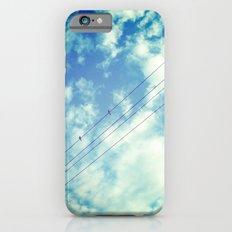 Charging iPhone 6s Slim Case