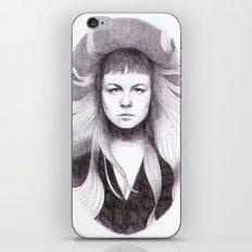 Sandy Denny iPhone & iPod Skin