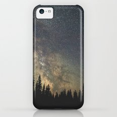 Milky Way iPhone 5c Slim Case