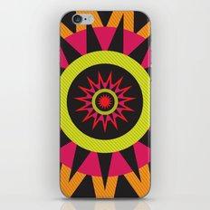flor de oaxaca iPhone & iPod Skin